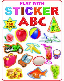Play with Sticker : ABC