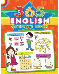 365 English Activity Book