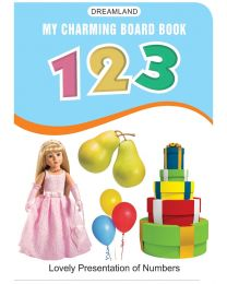 My Charming Board-Books: Numbers