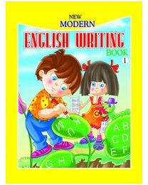 NEW MODERN ENGLISH WRITING BOOK 1