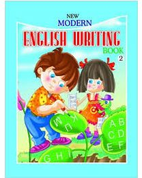 NEW MODERN ENGLISH WRITING BOOK 2